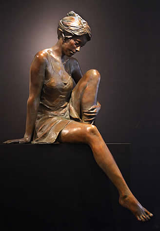 GLENNA GOODACRE SEATED NAIAD API