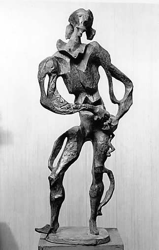 NATHANIEL KAZ - CYRANO-PERMANENT COLLECTION THE WHITNEY MUSEUM