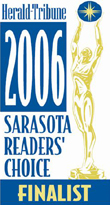 SARASOTA READERS CHOICE 2006 - GALLERIA SILECCHIA