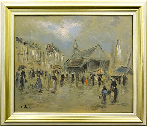 HENRY ST. CLAIR-LE MARCHE   SC191 (The Market)