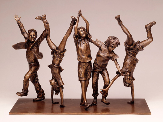GLENNA GOODACRE OLYMPIC WANNABES MAQUETTE AP1
