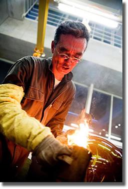 HIROSHI YAMANO FIRING GLASS